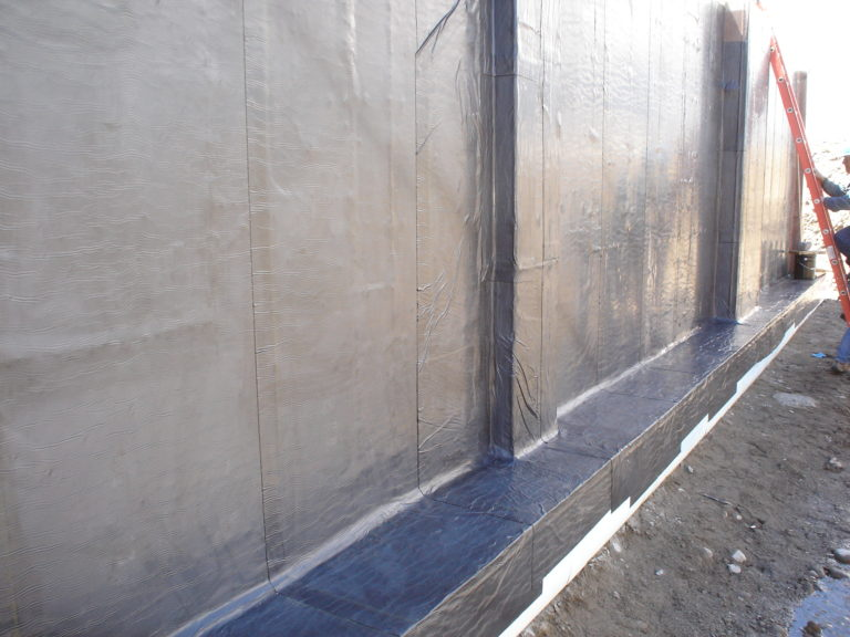 Advanced Concrete Waterproofing & Drainage Products